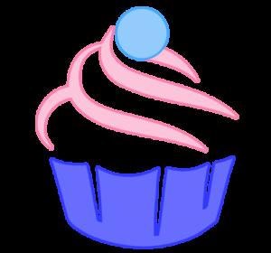 Cupcake Logo Concept Two